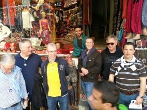 Lost in the Bazaar